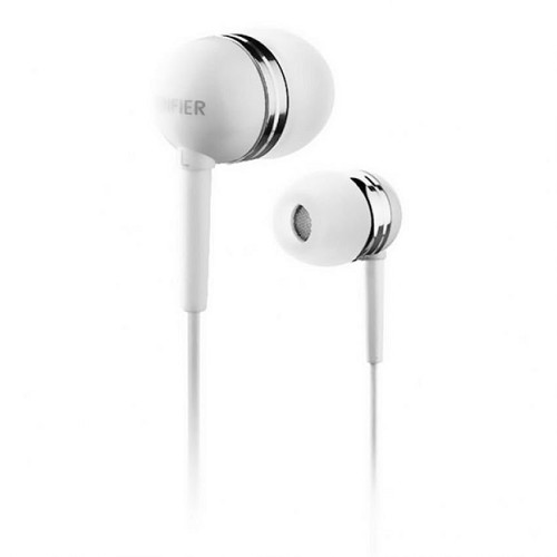 EDIFIER Earphone [H290] - White - Earphone Ear Monitor / Iem